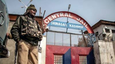 Central jail prisoners begin hunger strike in Srinagar