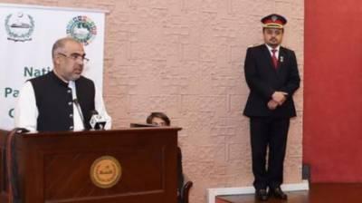Govt striving hard to achieve targets of SDGs by 2030: Asad Qaiser