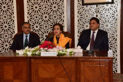 India has failed in its endeavors to isolate Pakistan at Int'l level: Tehmina Janjua