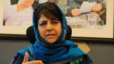 Modi foreseeing defeat in first phase of Lok Sabha elections: Mehbooba
