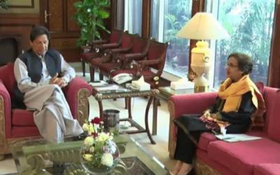 Outgoing Foreign Secretary pays farewell call on PM