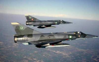 PAF clinches deal for a batch of Egyptian Mirage V fighter jets