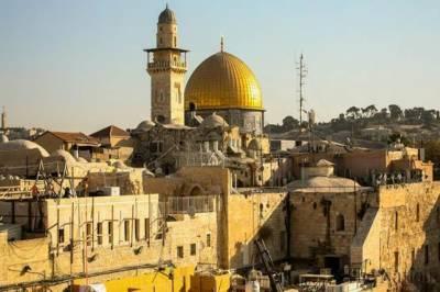 Sacred Al Aqsa Mosque in Jerusalem catches fire