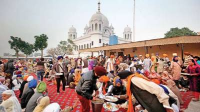 Second phase of Pakistan India Kartarpur talks ends with India coming up with a new proposal