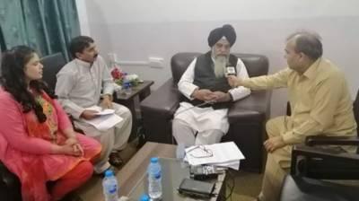 Sikh community lauds PM Imran for announcing to open Kartarpur corridor