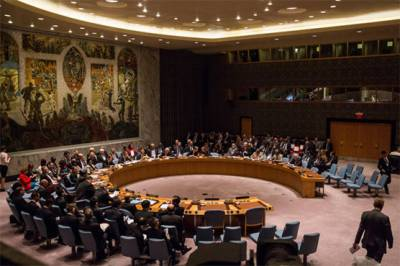 UN Security Council strongly responds over Afghan Taliban spring offensive