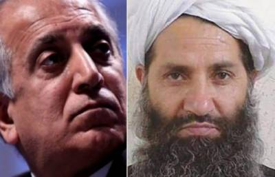 US top envoy Khalilzad responds over latest Taliban Remarks