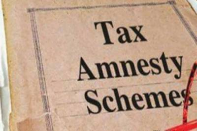 What is new in PTI government new Tax Amnesty Scheme?