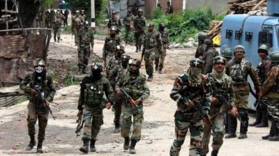 Indian troops launch cordon, search operation in Tral