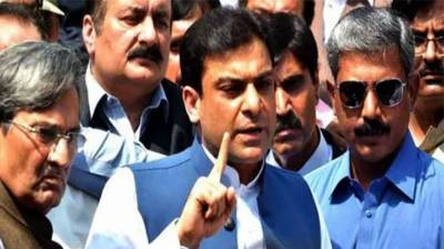 LHC extends interim bail of Hamza Shahbaz till April 25