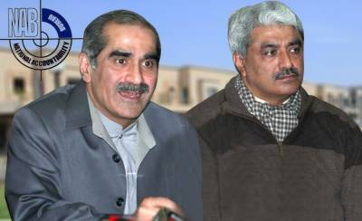 Accountability court extends judicial remand of Khawaja brothers till 2nd May