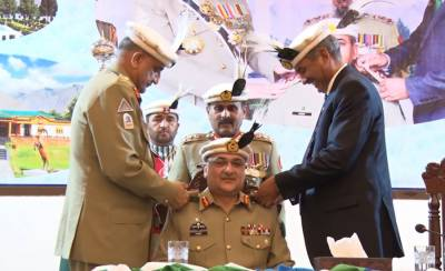 Lieutenant General Anwar Ali Hyder appointed as Colonel Commandant NLI Regiment