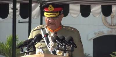 Pakistan Army Chief visits Northern Light Infantry Headquarters