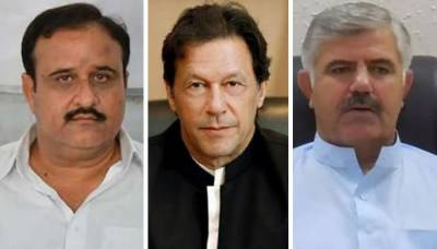 PM Imran Khan delivers a strong message to Chief Ministers of KP and Punjab