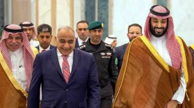 Saudi Arabia, Iraq to cooperate on security, intelligence