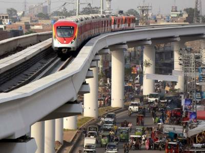SC directs to complete Orange Line Metro Train project till May 20