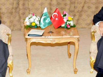 Turkish Deputy Chief of General Staff calls on Secretary Defence