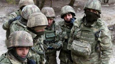 10 Turkish soldiers martyred, injured in operations against terrorists