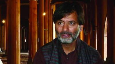 Arrested JKLF Chairman Yasin Malik health deteriorates in Indian jail, shifted to Delhi hospital in emergency