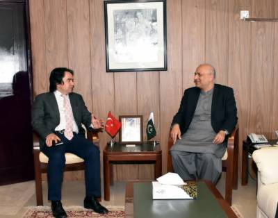 Chairman BOI invites Turkish businessmen to invest tourism sector
