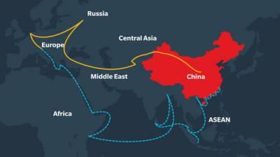 China's $20 billion plan with Pakistan