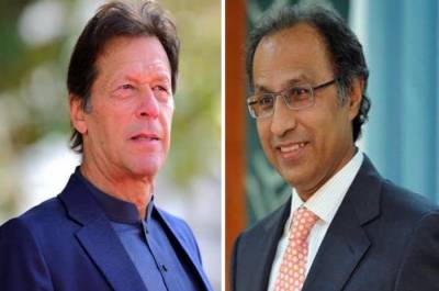 Finance Adviser Dr Hafeez Sheikh held important meeting with PM Khan over Budget, IMF package