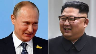 North Korea's Kim Jong Un to meet Putin in Moscow this month