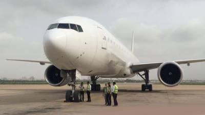 PIA aircraft narrowly escapes disaster near Islamabad Airport