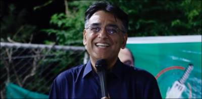 What Sheikh Rashid Ahmed says over removal of finance minister Asad Umar?