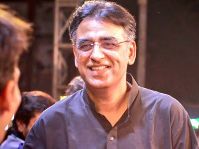 Asad Umar appreciates people supporting him even after stepping down
