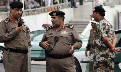 Big terrorist attack foiled in Saudi Arabia