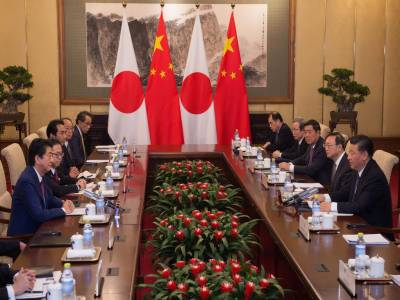 China, Japan see stable growth in bilateral trade, investment