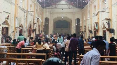 Death toll rises in Sri Lanka Easter hotels and churches blasts