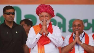 In a first PM Modi threatens Pakistan of Indian Nukes, says Indian nuclear missiles not for