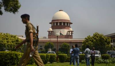 India's Supreme Court chief justice denies sexually harassing assistant