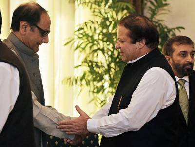 Media reports of Ch Shujaat secret meeting with Shahbaz Sharif?
