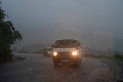 PDMA issues alert for Rain, Thunderstorm and High Speed Winds