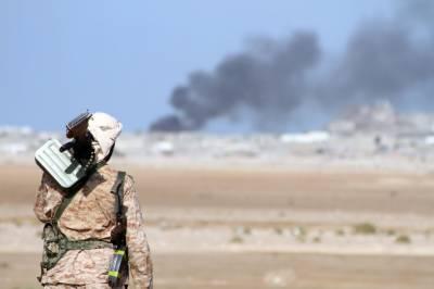 Saudi coalition destroys Yemen rebels' drone cave