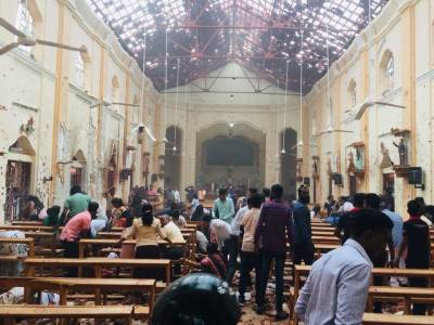 Sri Lanka: Explosions at two churches on Easter Sunday, 80 injured