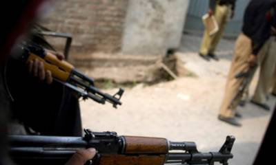 Targeted attack on Police Officials, two policemen seriously injured