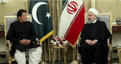 Pakistan and Iran to setup a joint border 'Reaction Force'