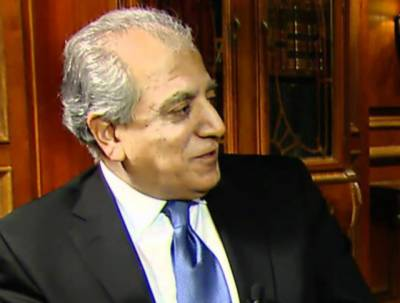 US top envoy Zalmay Khalilzad leave for Afghanistan, Pakistan and Russia crucial tour