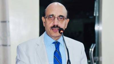 AJK President urges media to broadcast true picture of Occupied Kashmir