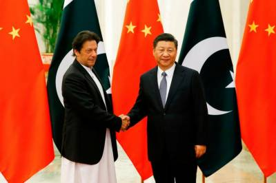 China welcomed Pakistan PM Imran Khan at 2nd Belt and Road Forum in Beijing