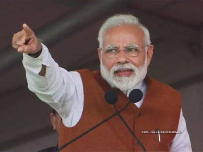 Narendra Modi gets a strong snub from Pakistan