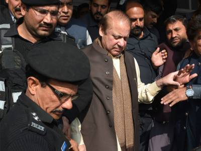 Nawaz Sharif files for exemption from Tuesday's hearing on health grounds