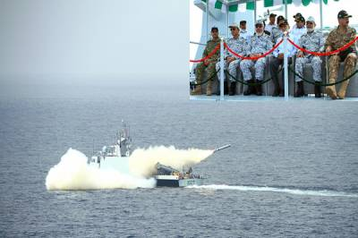 Pakistan Navy gives a strong message to enemy in the Arabian Sea