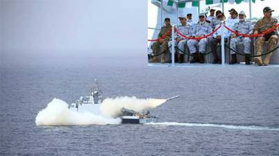 Pakistan Navy joins elite Club of World Navies having indigenous built cruise missile capability