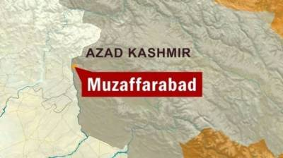 Six people killed in accident near Muzaffarabad