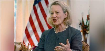 Top US State Department official arriving on an important visit to Pakistan